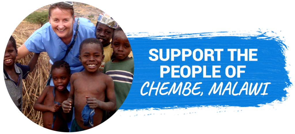 Support the people of Chembe, Malawi